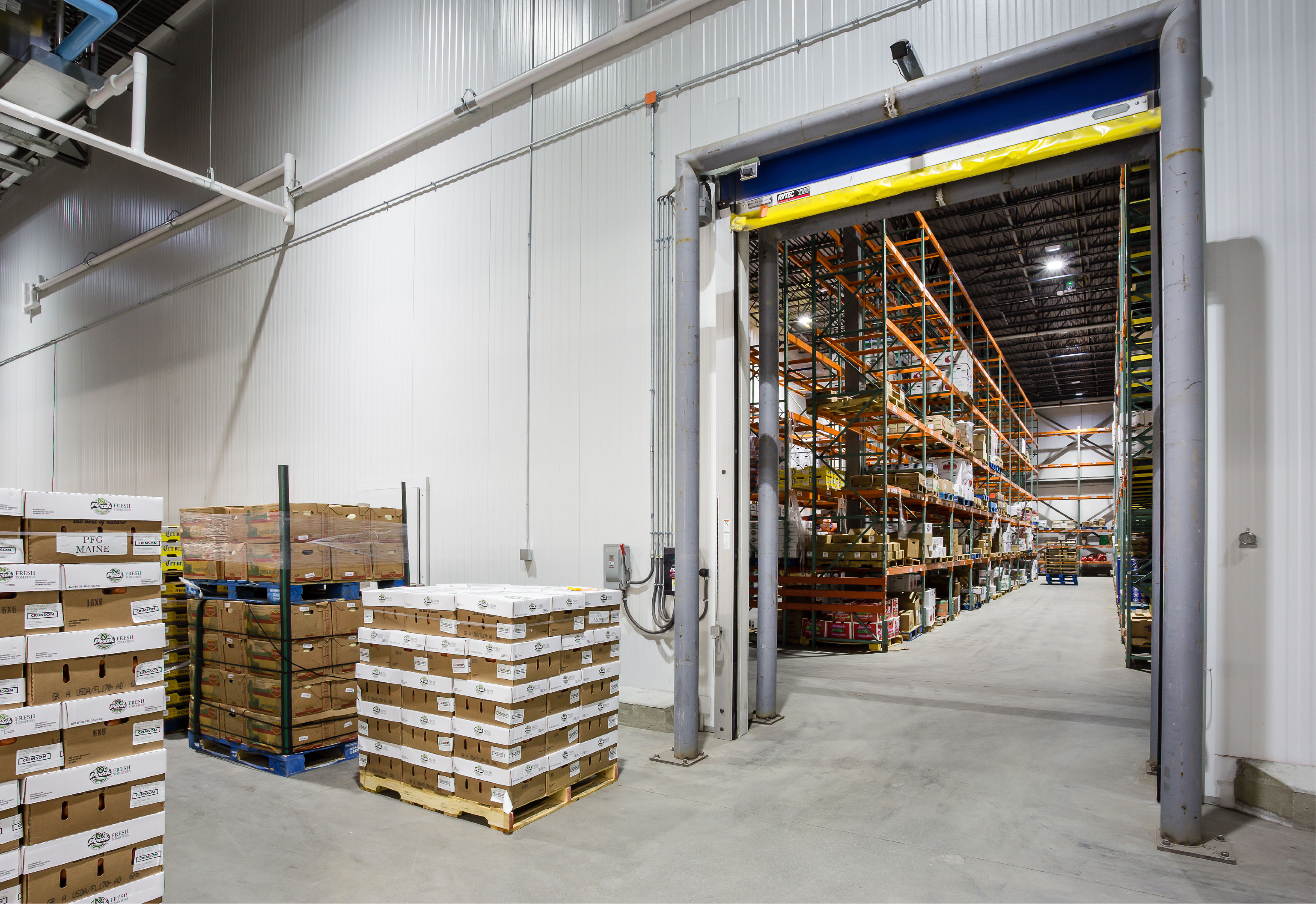 Cold Storage Construction | ARCO National Construction