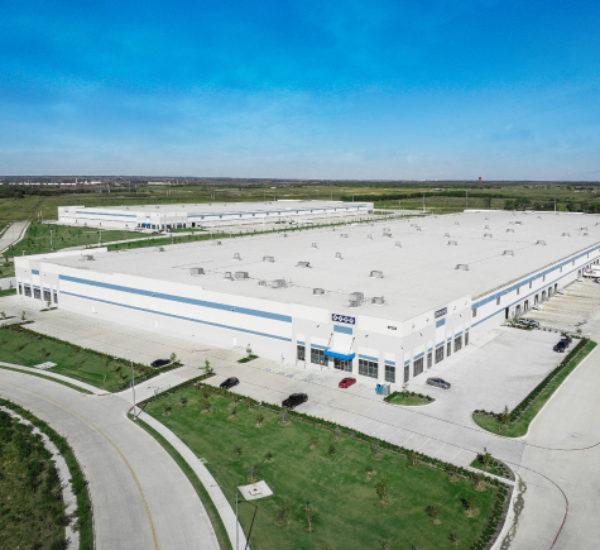 DHL | Elizabeth Creek Gateway | Ft. Worth, TX