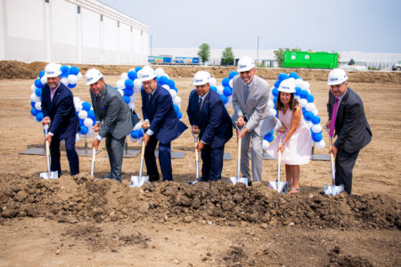 ARCO Breaks Ground on Second Project for Goya Foods